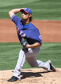 Yu Darvish on March 13, 2012 (1)