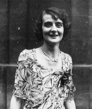 Yvonne Desportes - Yvonne Desportes 1930