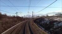 File:ZSSK Class 363, railway line 180 (Žilina – Košice, Slovakia).webm