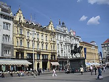 Zagreb Simple English Wikipedia The Free Encyclopedia