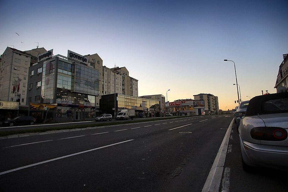 Zarkovo - Trgovacka Ulica