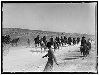 Zeki Bey, Military Commander of Jerusalem, and staff LOC matpc.00737.jpg