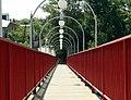 Zestaponi, pedestrian bridge over Kvirila (Photo A. Muhranoff, 2010).jpg