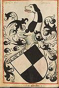 Familienwappen nach dem Scheiblerschen Wappenbuch