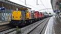 Zwijndrecht met drie diesel tractie naar Kijfhoek (9464326668).jpg