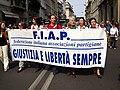 """""""Giustizia e Libertà Sempre"""" - Anniversario della liberazione d'Italia - Milano - 25 aprile 2011.jpg"""