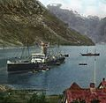 """The Viking"" aground in the Geiranger fjord, 1910.jpg"