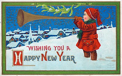"""Wishing You a Happy New Year."""