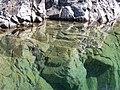 '10 amazingly clear water, near the Molly Hughes mine - panoramio.jpg