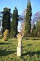 'Salutation' statue at Lynford Arboretum - geograph.org.uk - 1068737.jpg