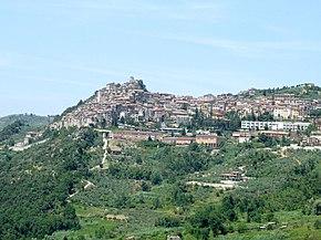 Olevano romano wikipedia for Domus arredamenti olevano romano