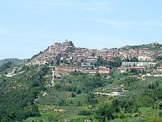Olevano Romano Comune in Latium, Italy