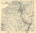(December 15, 1944), HQ Twelfth Army Group situation map. LOC 2004630288.tif