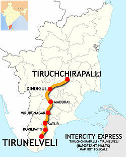(TPJ - TEN) Intercity Express Route map.jpg