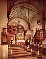 Åre gamla kyrka Skulptur Sankt Olof.jpg