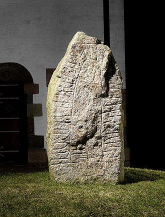 Aars - Aars stone