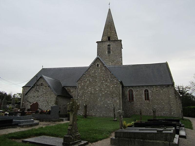 Église Notre-Dame d'fr:Éroudeville
