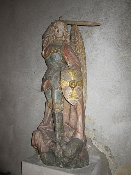 Église Sainte-Trinité de fr:Créances
