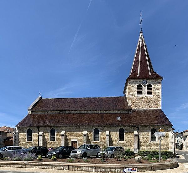Photo de la ville Mézériat