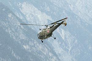 353e07168d3 Aérospatiale Alouette III - Βικιπαίδεια