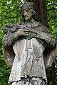 Ötvöskónyi, Nepomuki Szent János-szobor 2021 09.jpg