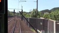 File:ČD Class 759, railway line 320 (Mosty u Jablunkova – Mosty u Jablunkova zastávka, Czech Republic).webm