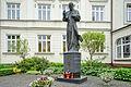 Łomża - Pomnik Jana Pawła II w Łomży.jpg