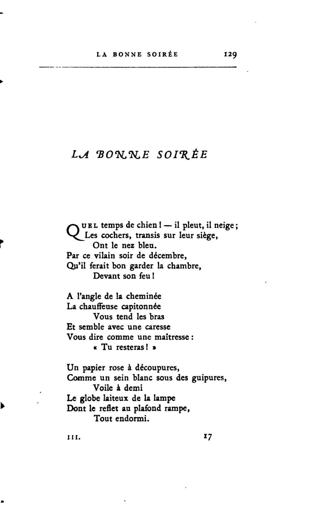 Pageœuvres De Théophile Gautier Poésies Volume 3 Lemerre 1890
