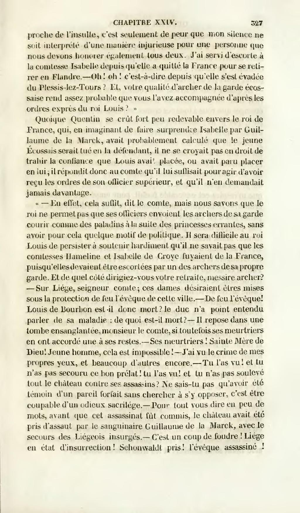 Page uvres de walter scott m nard traduction mont mont tome 19 wikisource - Coup de foudre traduction anglais ...