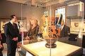 Επίσκεψη ΥΠΕΞ κ. Δ. Δρούτσα στο Μουσείο Getty (5041266990).jpg