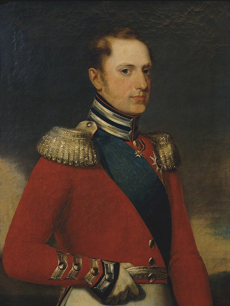 Александр Васильевич Поляков - Портрет императора Николая I.jpg