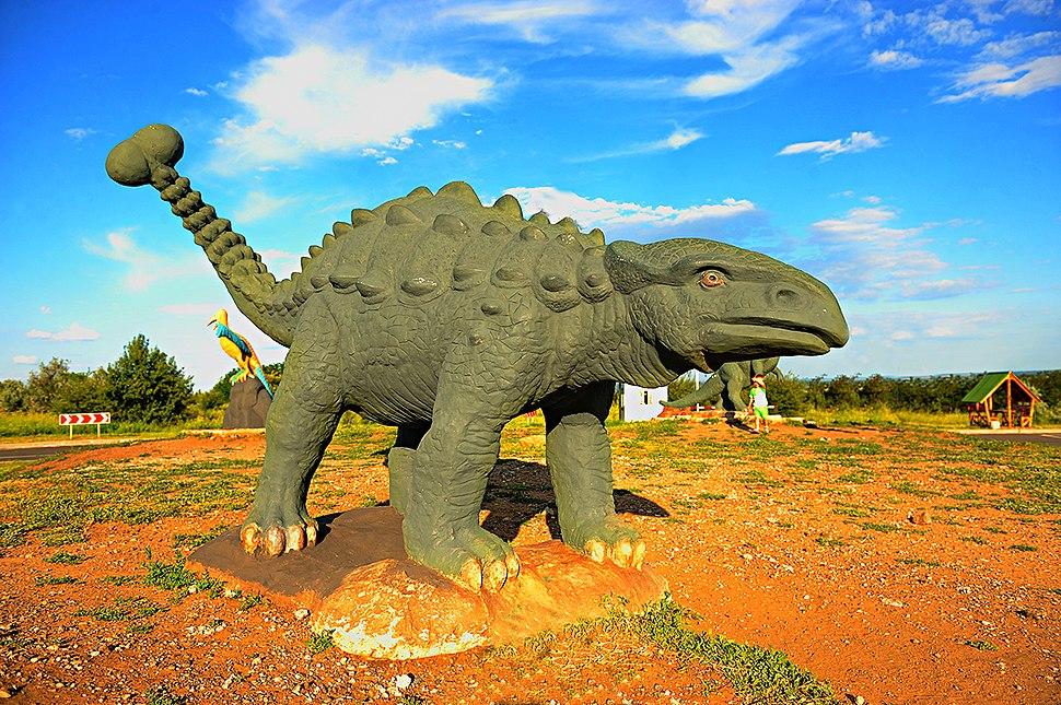 Анкилозавр - panoramio