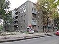Будинок, у якому жив Прохоров С.М., укр.рад.художник і педагог.JPG
