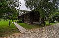 Дом крестьянина Ципелёва (середина XIX века) из деревни Аристиха Шарьинского района Костромской области.jpg