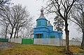 Дубівка. Церква Олександра Невського. Реальна дата побудови - 1861 рік.jpg