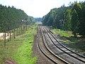 Железная дорога на Молодечно. (Railroad Maladziechna) - panoramio.jpg