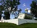 Журавне - Комплекс споруд церкви Різдва Богородиці DSCF0269.JPG