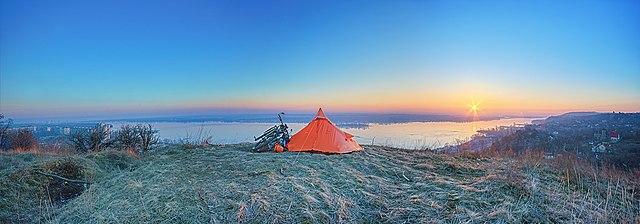 Заповідна Лиса Гора (Канівський район), © Павло Мокрицький, CC-BY-SA 3.0