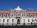 Зграда Земунске поште (главни улаз).jpg