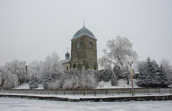 Здвиженська Надставна церква в Тернополі, © Ігор Крочак