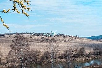 Odoyevsky District - Monastery Nativity Anastasia: Anastasovo, Odoyevsky District