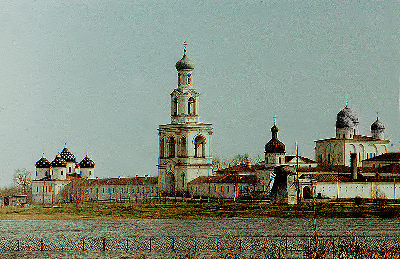 File:Новгород. Юрьев монастырь.jpg