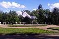 Пам'ятник льотчикам 2-ої Повітряної Армії (Бровари) 01.jpg