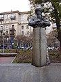 Прорезная, 3 дробь 5. Памятник Махтумкули.jpg