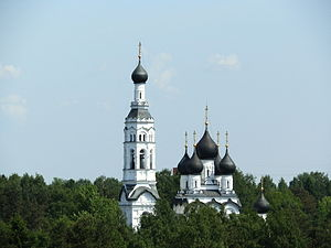Zelenogorsk, Saint Petersburg - Church of Our Lady of Kazan
