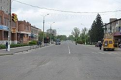 Центральная улица.JPG