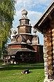 Церковь Преображения господня из с. Козлятьево Кольчугинского района. Суздаль.jpg