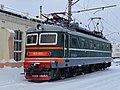 ЧС2-921, Россия, Омская область, депо Омск (Trainpix 118410).jpg