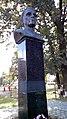 Чорнухи. Пам`ятник-бюст Г.С.Сковороді-2 (меморіальна садиба).jpg