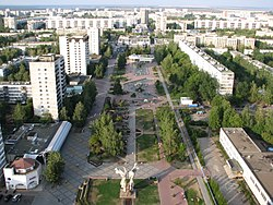 View of Naberezhnye Chelny